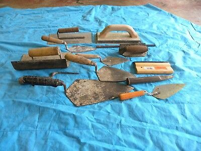 Concrete and tile tools