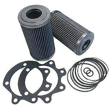 """29558329 High Capacity Twin Filter Kit 29558118 - 4"""" Sump-Allison MD/3000/HD4000"""