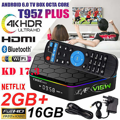 T95Z-Plus-S912-2GB-16GB-7-1-Octa-Core-Android-TV-Box-2-4-5Ghz-WIFI-UHD-4K     T9