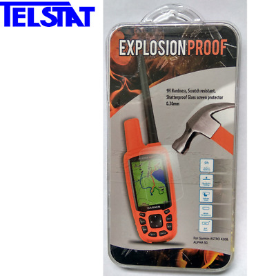 Explosion Proof Screen Protector for Garmin Astro 430 / 320 Dog Tracking GPS