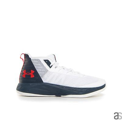 Under Armour Jet Mid Chaussures Basketball 3020623 0102