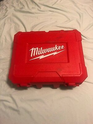 Milwaukee Tool Case Only 2691-22 18V 2-Tool Combo Kit Case Only