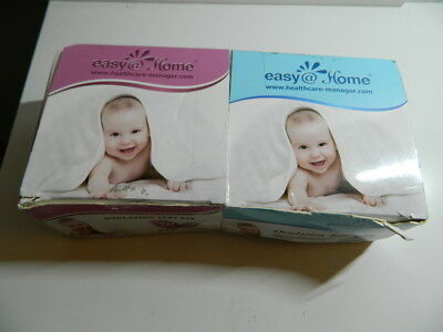 Easy@Home 100 Ovulation (LH) and 20 Pregnancy (HCG) Test Strips Kit, Exp 3/19