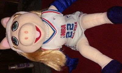 Miss Piggy Antique Stuffy, Used From Muppet Live Show