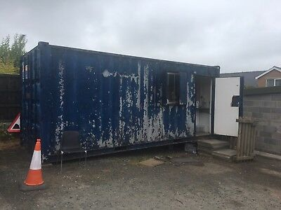 20' x 8' Container Canteen / Office