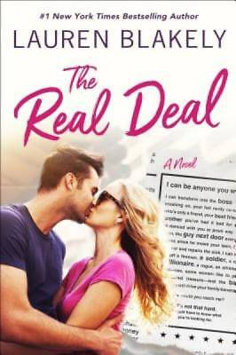 The Real Deal: A Novel by Blakely, Lauren