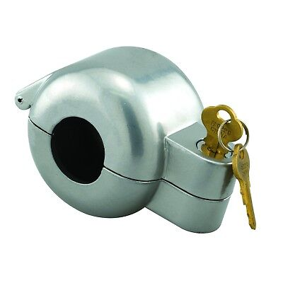 Door Knob Lock Out Device Secure Home Heavy Duty Die Cast Construction Safety