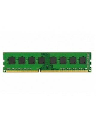 Kingston ValueRAM DDR3 2 GB DIMM 240-PIN 1600 MHz PC3-12800 - CL11 - 1.5 V - ung