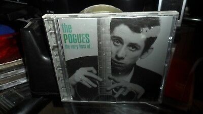 The Pogues - The Very Best of The Pogues - CD ALBUM (BOX CA4)
