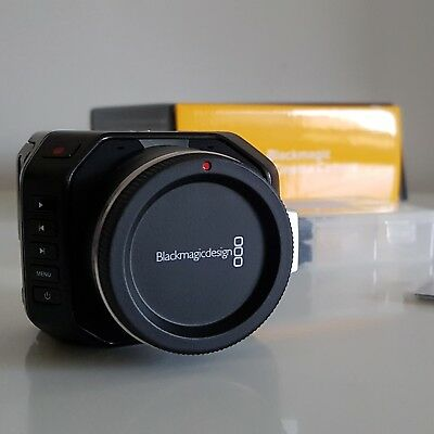 Blackmagic Design Micro Cinema Camera (BMMCC) MFT