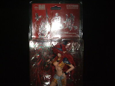 Mon-Sieur BoMe Collection vol.01 Oni-Museume She Devil (Opened)