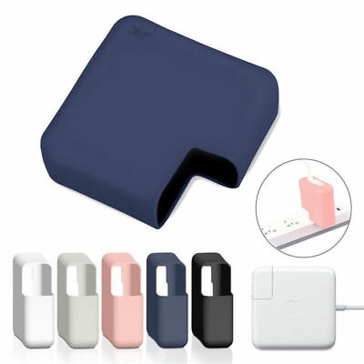 Macbook Charger Protective Box Case Soft Silicone Protector Case for Macbook Pro