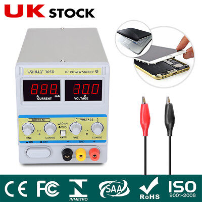 YIHUA High Precision DC Voltage Current Regulator 30V 5A mA Stable Power Supply