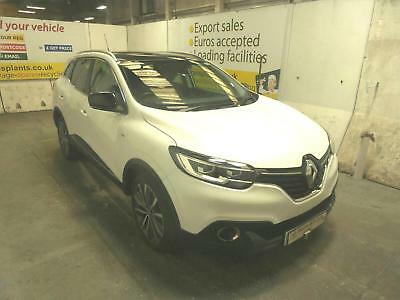 2016 Renault Kadjar *BREAKING* Engine Gearbox Seat Door Bonnet Wheel Bumper