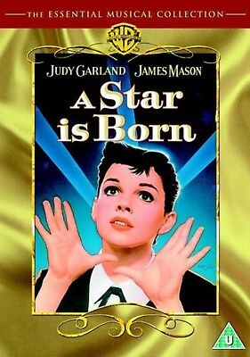 A STAR IS BORN - 2006 James Mason, Judy Garland New & Sealed New UK Region 2 DVD