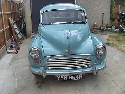 VERY CLEAN 1970 MORRIS MINOR SALOON 1100cc