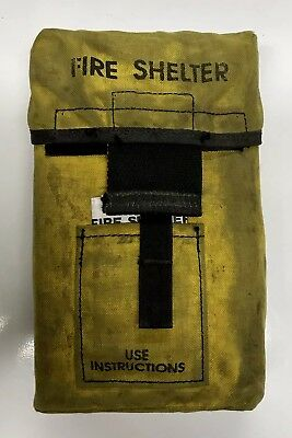 Wildland Brush FIRE SHELTER Forestry Firefighter Survival FAS NFPA 1977