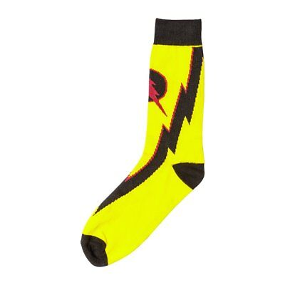Loot crate exclusive Reverse Flash socks size 6-12.
