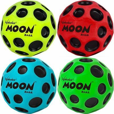 1 x Waboba Moon Ball Extreme Bouncing Crazy Spinning Ball