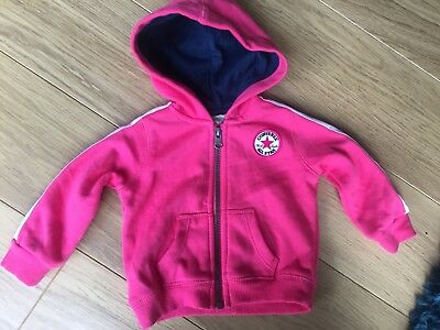 0eaf8919dfcc ... Trainers - All Star Rainbow UK 2 Toddler BNIB. £21.99 Buy It Now 21d  17h. See Details. Converse Baby Girl Pink Hoody Tracksuit Jacket Designer  3-6 ...