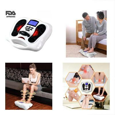 Foot Massager Machine - Newest Feeling From EMS (electrical Muscle Stimulator)