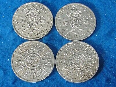 British coins (lot of 4)......combine shipping and save $$$$$$