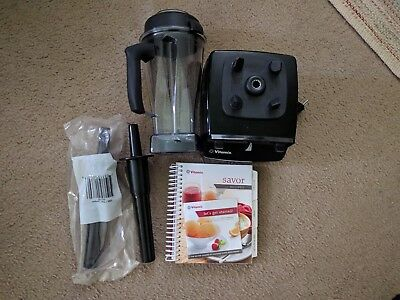 Vitamix 6300 Blender used with extra tamper great condition