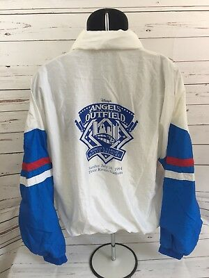 Vintage 1994 Angels In The Outfield Promotional Jacket Size XXL Made In USA