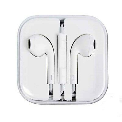 Authentic OEM Apple Earpods W/ Remote & Mic for iPhone 6s 6 Plus 5S SE 5C 5 4 4s