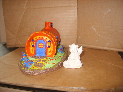 fairy house and fairy latex mould