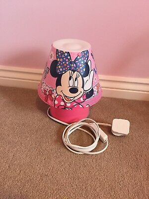 Minnie Mouse Safety Lamp