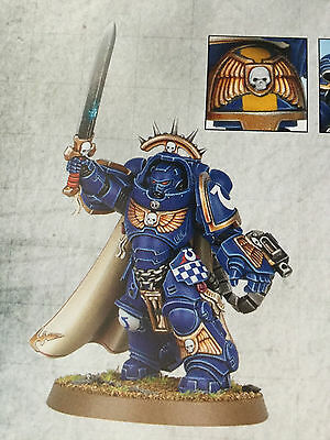 warhammer 40000 Primaris Space Marines dark imperium captain