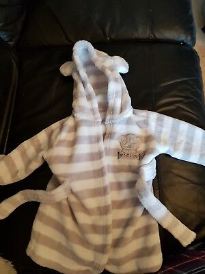 Tatty Teddy Hooded Dressing Gown 3-6 Months