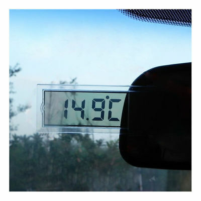 Digital LCD Car Thermometer Celsius Fahrenheit FP Osculum