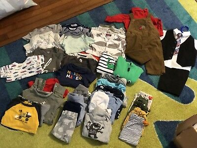 baby boy lot huge 0-18 months
