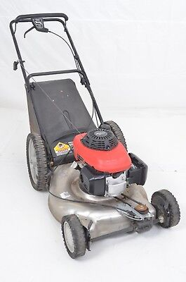 Mtd Pro Stainless Self Propelled Lawn Mower Honda 187cc Engine