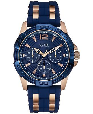 new images of buy super quality GUESS MENS BLUE Watch Oasis W0366G4 - $104.99 | PicClick