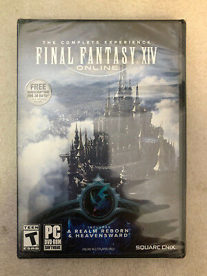 Final Fantasy Xiv Online Game For Pc