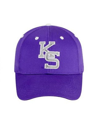 low priced 8eabf 050bb NCAA Men s Logo Baseball Hat purple - Kansas State Wildcats - new