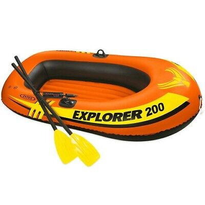 bateau gonflable intex explorer 200