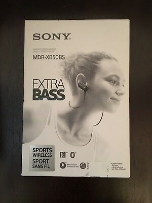 1 Lot Of 35 Pairs Of Assorted New Sony Blue Tooth Wireless/wired Head Phones.