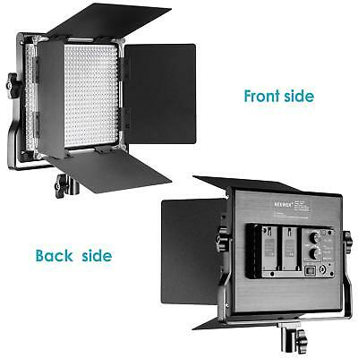 Neewer Professional Metal Bi-color Dimmable 660 LED Video Light