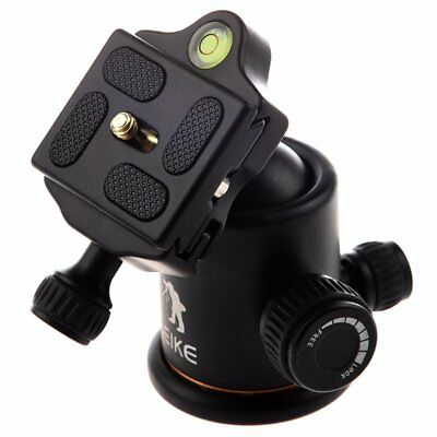 Beike Pro Metal Ball Head + Quick-release for Tripod & DSLR Camera-Load V1F2