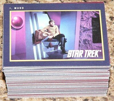 Star Trek 25th Anniversary Series 2 150 card base set by Impel in 1991.