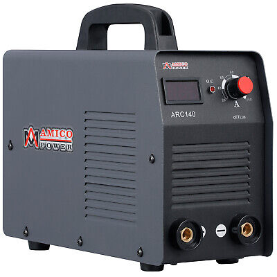 ARC-140, 140 Amp ARC Stick DC Inverter Welder Digital Display LCD Welding New
