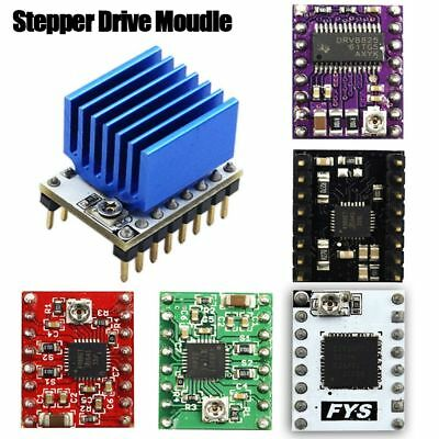 CNC Motor Driver Board 3D Printer Parts Stepper Moudle A4988/TBS109/DRV8825