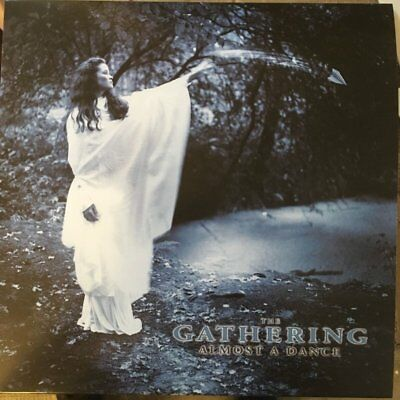 THE GATHERING - Almost a Dance (NEW*LIM.399 SPLATTER VINYL*GOTH/PROG METAL)