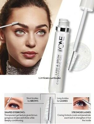 ORIFLAME THE ONE LASH AND BROW CONDITIONING GEL vitamin boost revive thin strong