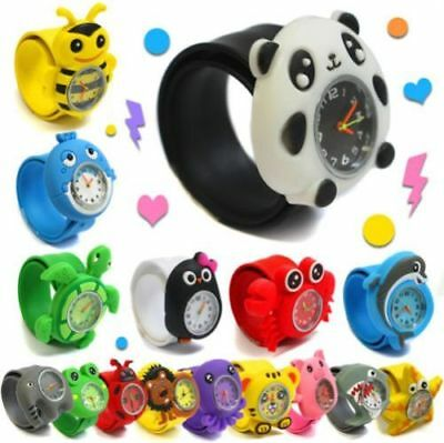 Children's Watch 3D Cartoon Kids Wrist Watches kid Baby Watch Quartz Watches