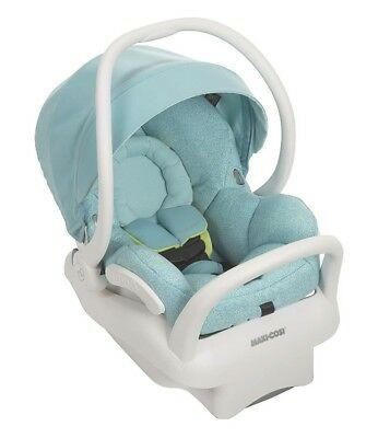 Maxi-Cosi Mico Max 30 Fashion Kit SPECIAL EDITION Triangle Flow! Baby Blue - New